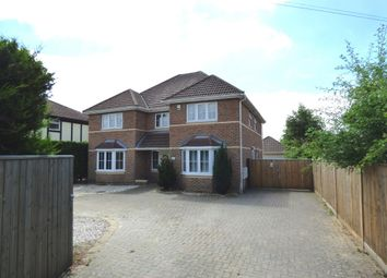 Thumbnail 5 bed detached house to rent in Warsash Road, Warsash, Southampton