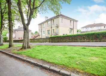 Thumbnail 1 bed flat for sale in Highfield Crescent, Motherwell