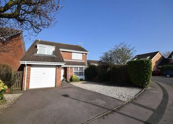 Thumbnail 4 bed detached house for sale in Pineway, Abbeydale, Gloucester, Gloucester