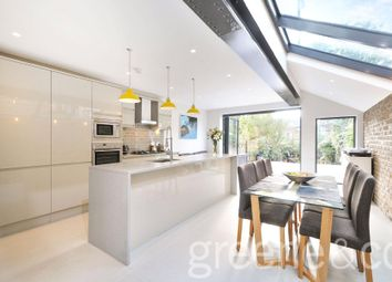 Thumbnail 5 bed property to rent in Burrows Road, Kensal Rise, London