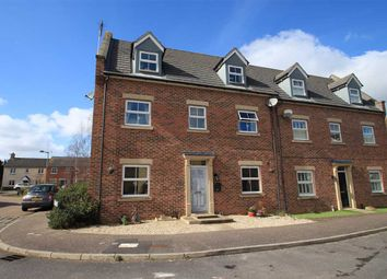 Thumbnail 4 bed semi-detached house for sale in Nock Gardens, Grange Farm, Kesgrave, Ipswich