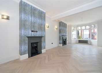 Thumbnail 5 bedroom terraced house for sale in Hanover Road, London