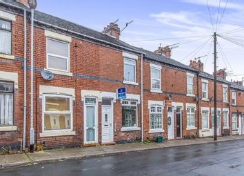 Thumbnail 2 bedroom terraced house for sale in St. Aidans Street, Tunstall, Stoke-On-Trent