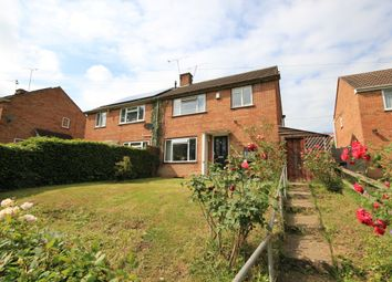 Thumbnail 3 bed semi-detached house for sale in The Meadway, Tilehurst, Reading