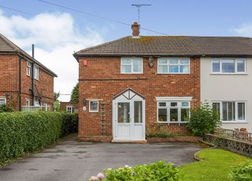Thumbnail 3 bed semi-detached house for sale in Barton Gate, Barton Under Needwood, Burton-On-Trent