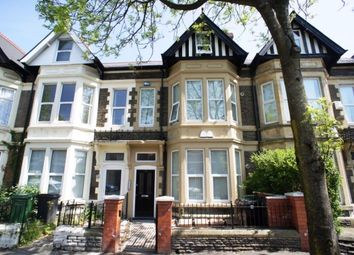 Thumbnail 2 bed flat to rent in Penylan Road, Roath, Cardiff