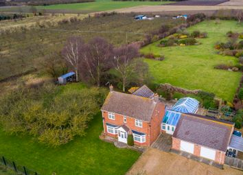 Thumbnail 4 bed detached house for sale in Lords Lane, Wisbech, Cambridgeshire