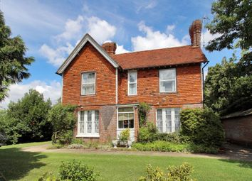 Thumbnail 4 bed detached house for sale in Church Lane, Shadoxhurst, Kent
