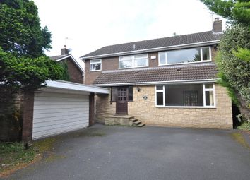 Thumbnail 4 bed semi-detached house for sale in Dawstone Road, Heswall, Wirral