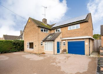Thumbnail 5 bed detached house for sale in Abbey Way, Cirencester