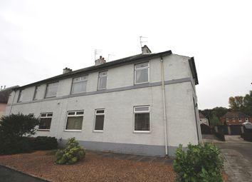 Thumbnail 3 bed flat for sale in 25 Kelvin Street, Grangemouth