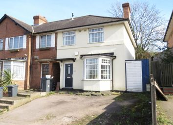 Thumbnail 3 bed terraced house for sale in Stockfield Road, Acocks Green, Birmingham