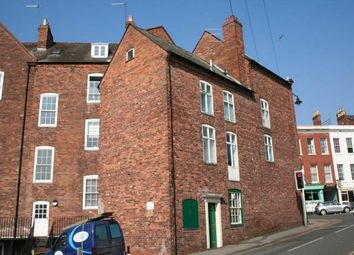 Thumbnail 1 bedroom flat to rent in Quay Street, Worcester