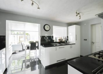 Thumbnail 4 bedroom semi-detached house for sale in Nobles Close, Whittlesey, Peterborough