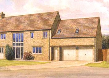 Thumbnail 5 bedroom detached house for sale in Welmore Road, Glinton, Peterborough