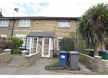 Thumbnail 2 bed terraced house to rent in Manor Cottages Approach, London
