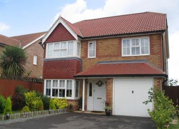Thumbnail 4 bed detached house to rent in Vincent Place, Kennington, Ashford