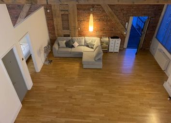 Thumbnail 2 bed flat to rent in Penthouse Loft Apartment, Ribbon Factory, New Buildings, Coventry