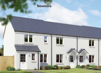 "Thumbnail 3 bedroom end terrace house for sale in ""The Newmore"" at Gateside Road, Haddington"