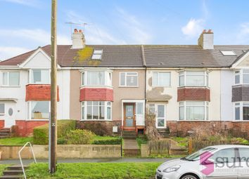 Thumbnail 1 bed terraced house to rent in Widdicombe Way, Brighton, East Sussex