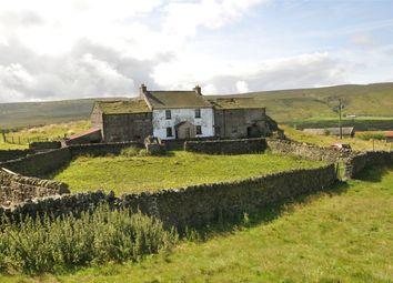 Thumbnail 3 bed detached house for sale in High Ewebank Farmhouse, Barras, Kirkby Stephen, Cumbria