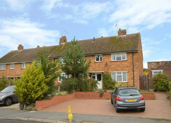 Thumbnail 3 bed end terrace house for sale in Ebenezer Close, Witham