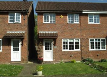 Thumbnail 2 bed semi-detached house for sale in West Totton, Southampton, Hampshire
