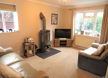 Thumbnail 3 bed detached house for sale in Camel Green Road, Alderholt, Fordingbridge