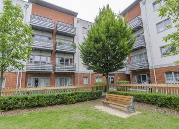 Thumbnail 2 bed flat for sale in Hawker Place, London