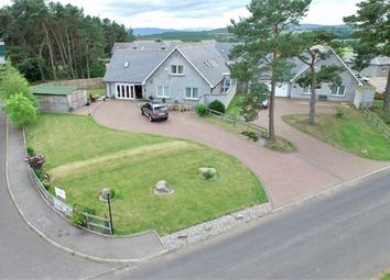 Thumbnail 5 bedroom detached house for sale in Parkhouse Close, Tarland, Aberdeenshire