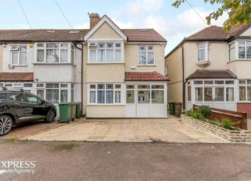 Thumbnail 4 bed semi-detached house for sale in Rosehill Avenue, Sutton, Surrey