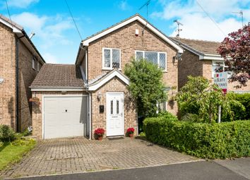 Thumbnail 3 bed detached house for sale in Greenfields, Eckington, Sheffield