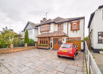 Thumbnail 4 bed detached house for sale in Exford Avenue, Westcliff On Sea, Essex