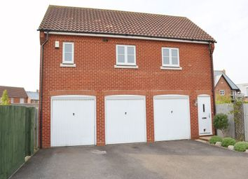 Thumbnail 1 bed detached house to rent in Woodfield Lane, Lower Cambourne, Cambourne, Cambridge