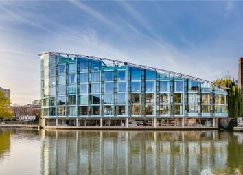 Thumbnail 2 bed flat for sale in Crystal Wharf, 36 Graham Street, London