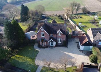 Thumbnail 3 bed detached house for sale in Newbury Road, Great Shefford, Hungerford