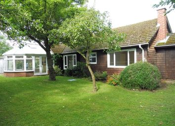 Thumbnail 3 bed detached bungalow to rent in Long Itchington Road, Offchurch, Leamington Spa