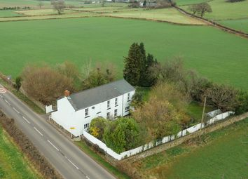 Thumbnail 4 bed detached house for sale in Gwehelog, Usk