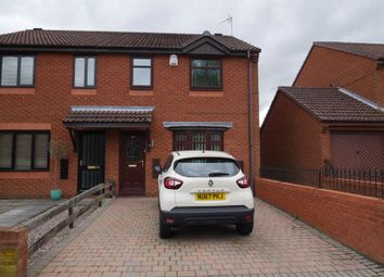Thumbnail 3 bed semi-detached house for sale in Holdforth Drive, Bishop Auckland