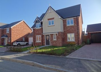 Thumbnail 4 bed detached house for sale in James Way, Baschurch, Shrewsbury