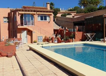 Thumbnail 5 bed villa for sale in Benissa, Alicante, Costa Blanca. Spain