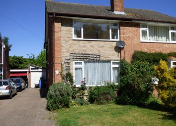 Thumbnail 3 bed semi-detached house to rent in Castor Court, Yateley