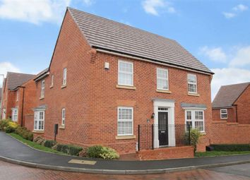 Thumbnail 4 bed detached house for sale in Cottams Meadow, Morda, Oswestry