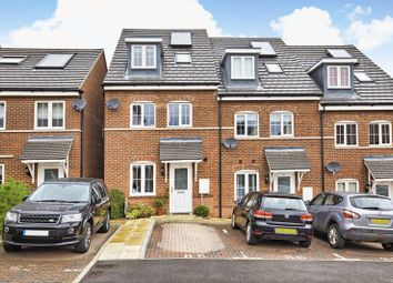 Thumbnail 4 bedroom end terrace house for sale in Watton At Stone, Nr. Hertford, Hertfordshire