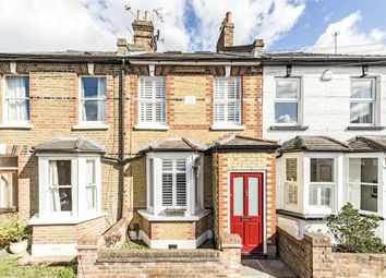 Thumbnail 3 bed terraced house to rent in Railway Road, Teddington