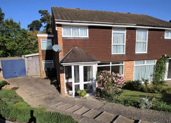 Thumbnail Semi-detached house for sale in Hillmead, Crawley