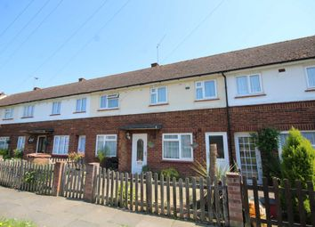 Thumbnail 3 bed terraced house for sale in Sandringham Road, Pilgrims Hatch, Brentwood