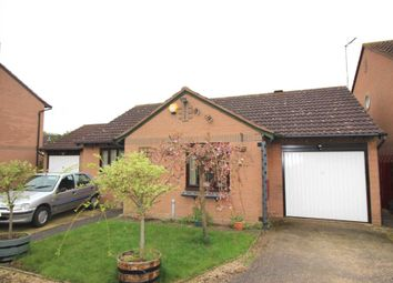 Thumbnail 2 bed bungalow for sale in The Meer, Fleckney, Leicester