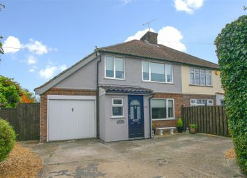 Thumbnail 3 bedroom semi-detached house for sale in Grove Road, Woodbridge
