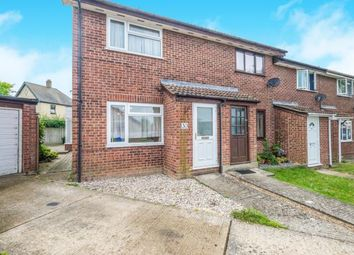 Thumbnail 2 bed end terrace house for sale in Halesworth, Suffolk